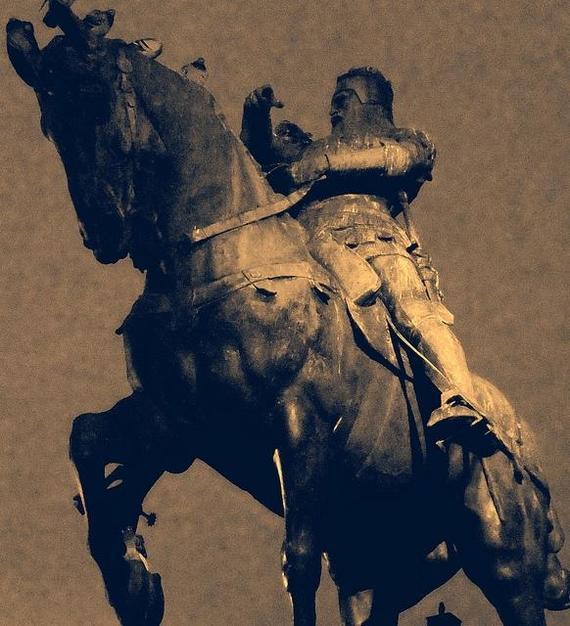 Тень Черного принца над Францией. Разгром при Пуатье. Лига историков, Битва при Пуатье, 1356, Столетняя война, Длиннопост