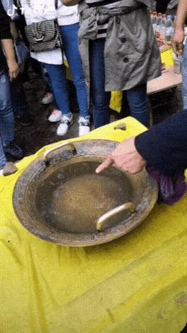Прыгающая вода