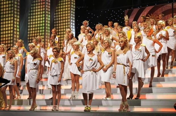 Кто против блондинок? Шоу, Телевидение, Блондинка, Развод, Мат, Длиннопост