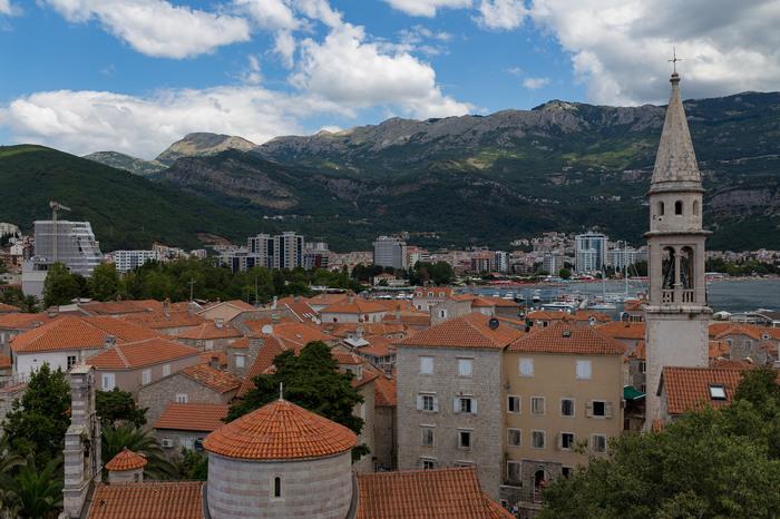 Черногория Черногория, Горы, Море, Длиннопост