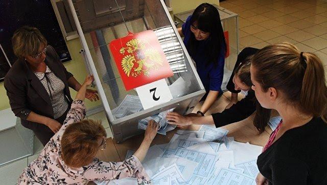 Избирком Приморья отменил результаты выборов губернатора Приморский край, Выборы, Новости