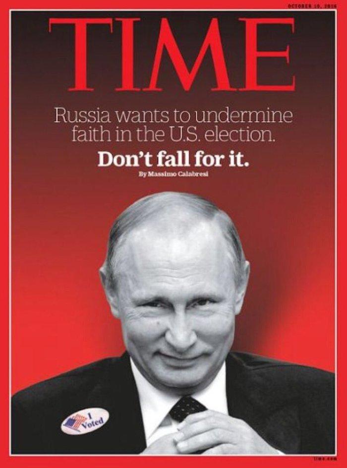 Паранойя по американски США, Журнал Time, Политика, Путин, Паранойя, Длиннопост