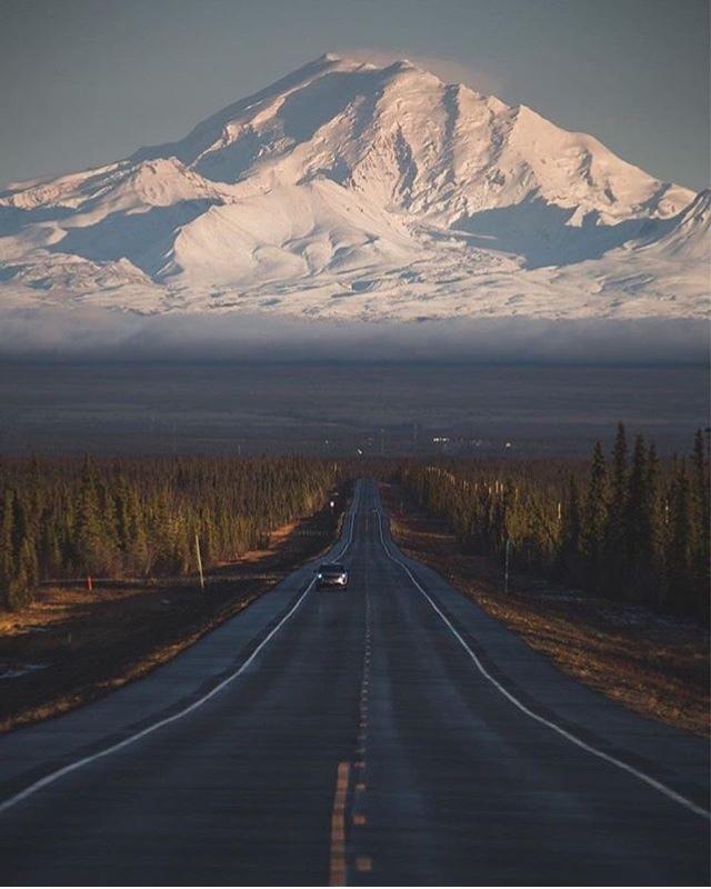 Гленналлен, Аляска