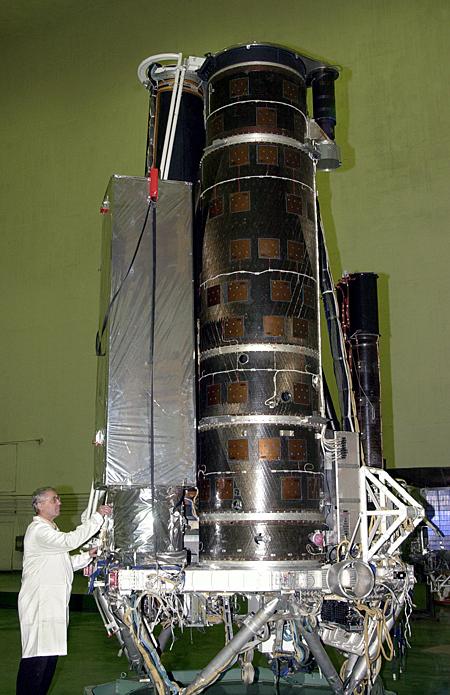 Завершены электрические испытания обсерватории Спектр-РГ Роскосмос, Космос, Германия, Россия