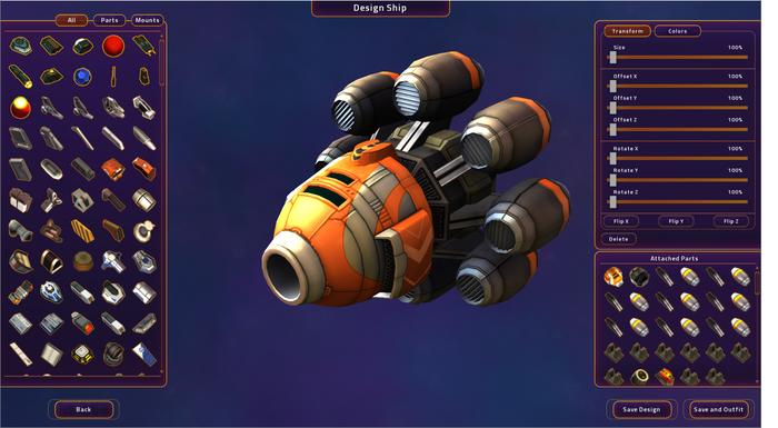 Star Control: Origins. Ремейк вышел! Star Control: Origins, RPG, Космос, Игры, Красота, Ретрофутуризм, Длиннопост