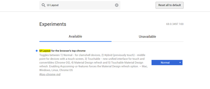 Интерфейс Google Chrome Google Chrome, Интерфейс, Дизайн
