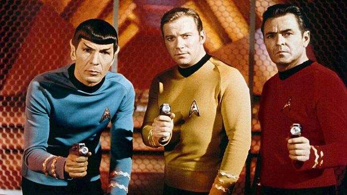 Звездный путь. Звездный путь: Ориджинал, Star trek, Фильмы, Зарубежные сериалы, Фантастика, Длиннопост