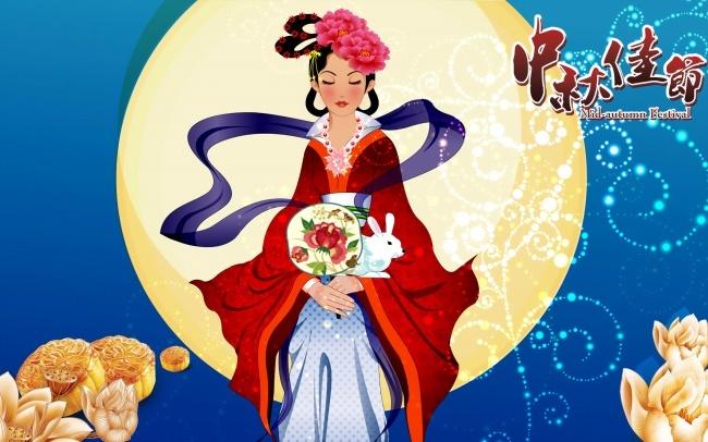 Праздник cередины осени Китай, Праздники, Культура, Длиннопост
