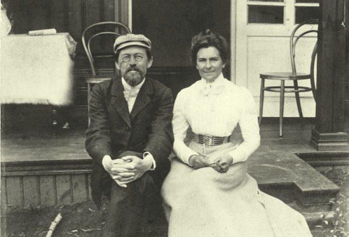 Жениться Чехов не хотел. Чехов, Жена, Письмо, Длиннопост