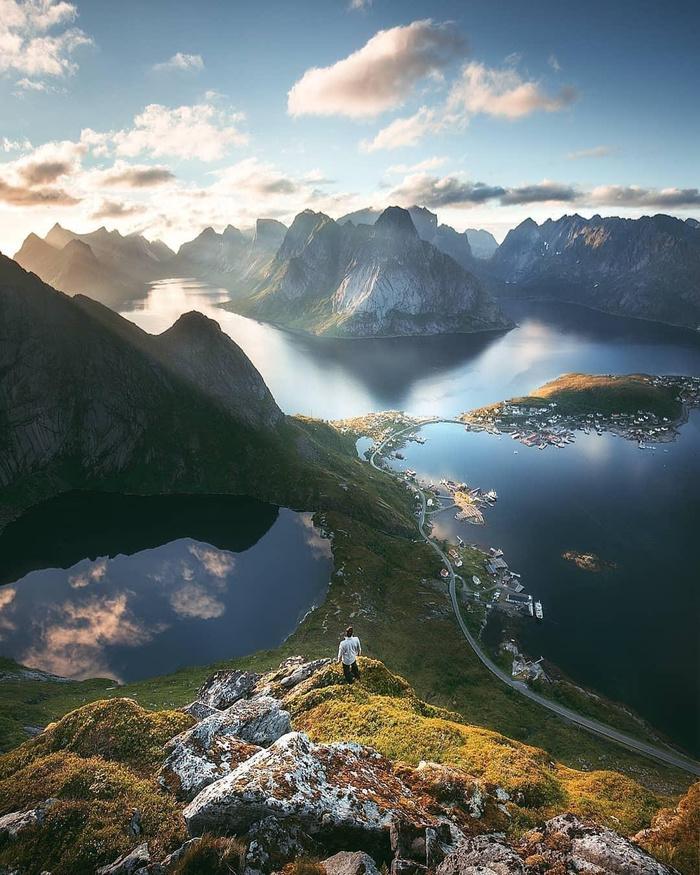 Лофотенские острова. Норвегия