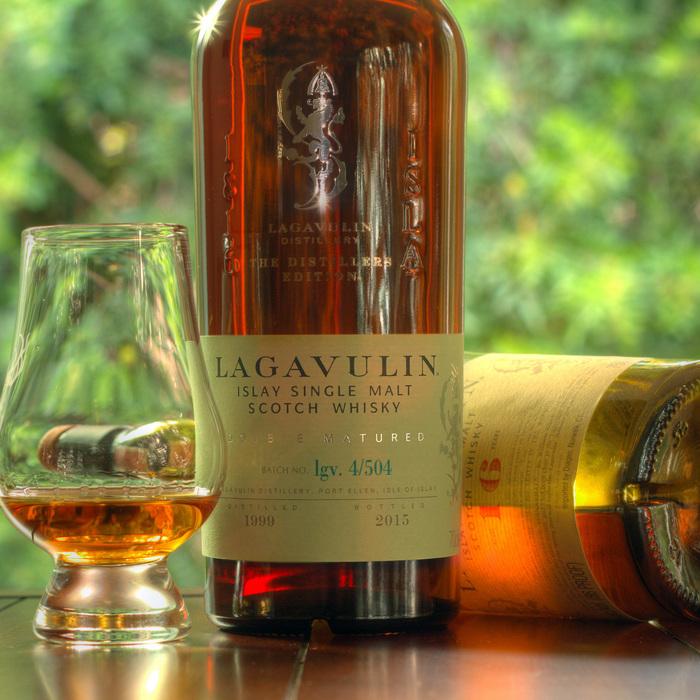 10 лет с Lagavulin 16 Виски, Шотландский виски, Скотч, Лагавулин, Длиннопост