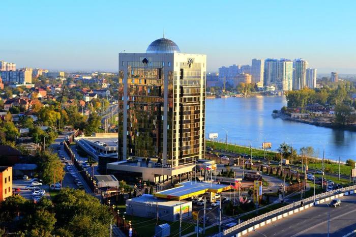 Краснодар – Город-Миллионник! Краснодар, Россия, Миллион