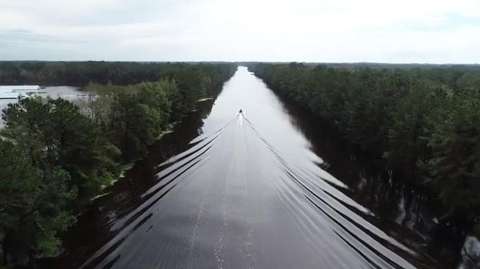 Interstate 40 in North Carolina