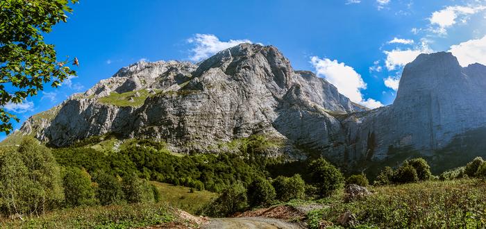 Немного о работе.. 9 Горы, Водопад, Работа, Рабочее место, Адыгея, Туризм, Длиннопост