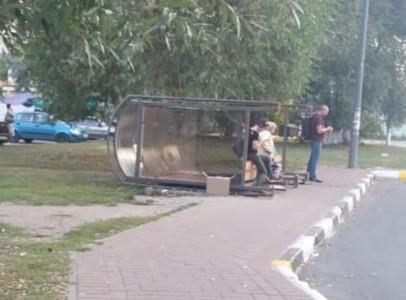 Наноостановки Раменское, Остановка, Ремонт, Халтура