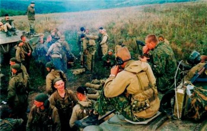 Солист Спецназ, Чечня, Связь, Длиннопост