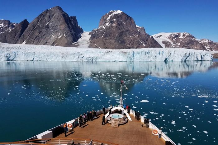 Гренландия, восточное побережье. Гренландия, Ледник, Круиз, Длиннопост