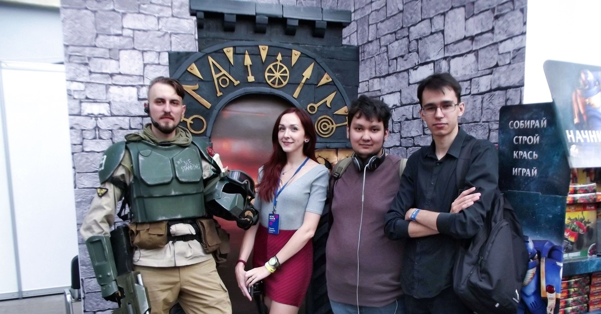 Будущее Warhammer 40000 в России и локализация правил ...