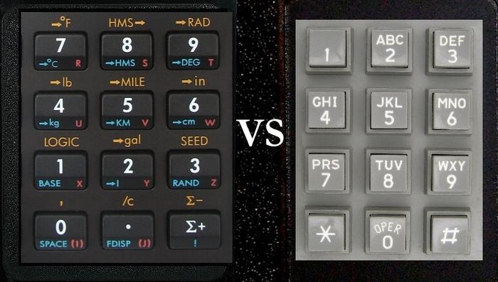 Почему клавиши на телефонах и калькуляторах расположены по-разному? Клавиши, Кнопка, Цифры, Телефон, Калькулятор, Расположение кнопок, Длиннопост, Познавательно