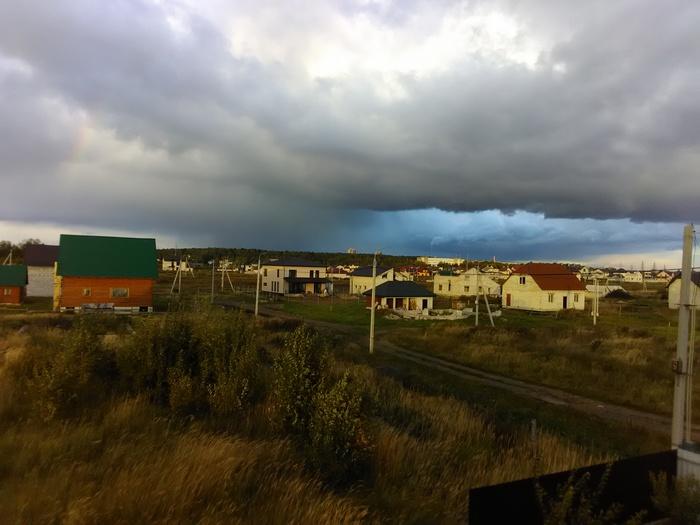 Облачко за облаком