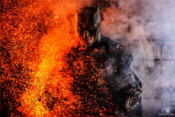 I am Batman Косплей, Бэтмен, Бэтмен против супермена, Фотография, Игры