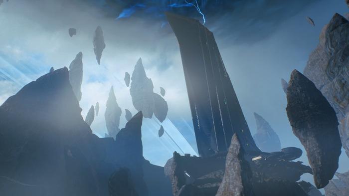 Красивые виды из Mass Effect: Andromeda Mass Effect:Andromeda, Скриншот, Длиннопост