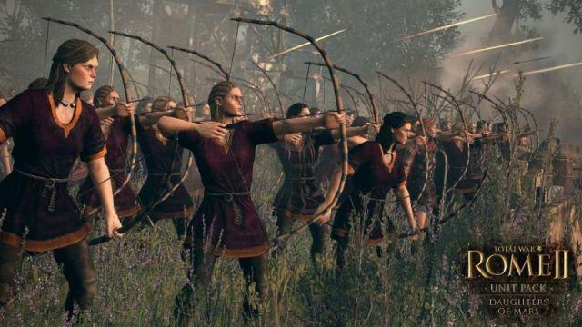 Игроки рушат рейтинг Total War: Rome II из-за темнокожих женщин-генералов Игры, Компьютерные игры, Total War: Rome 2, История, Феминизм, Ответка