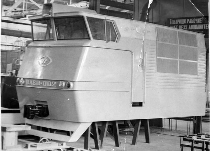 Вот так мог выглядеть ВЛ80 Железная Дорога, Электровоз, СССР, Вл80