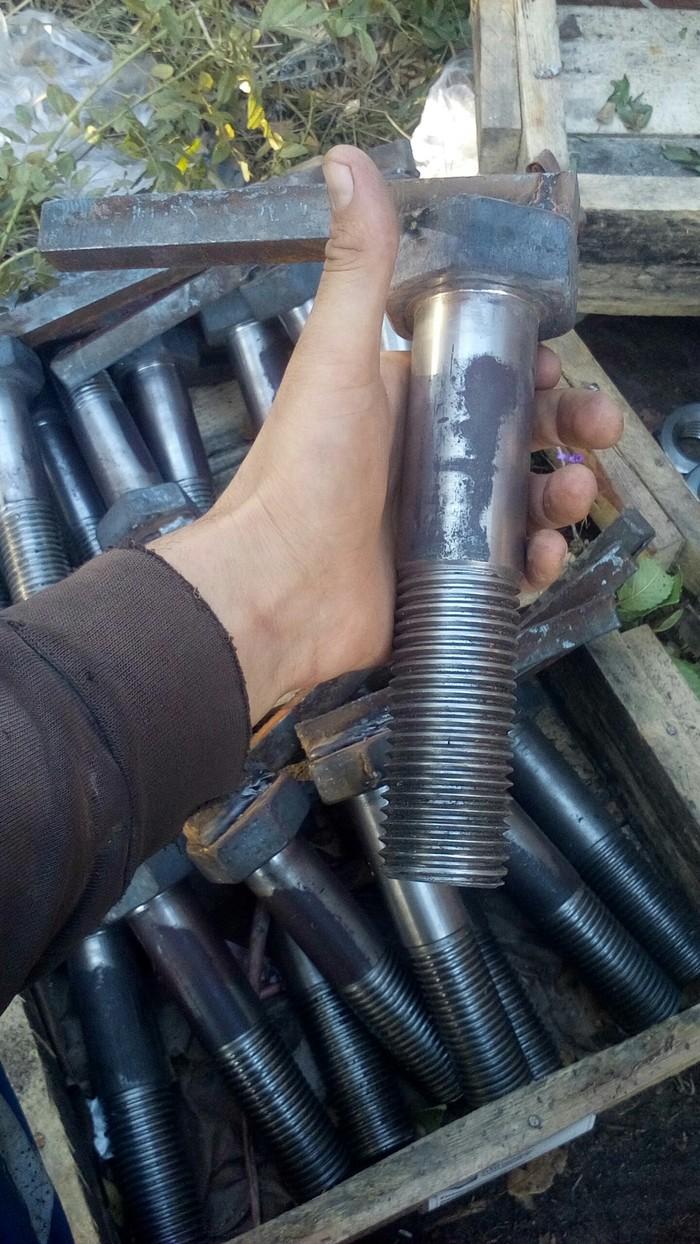 Большое и тяжелое 2 Производство, Металлоконструкции, Инструменты, Металл, Длиннопост