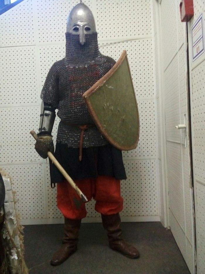 Сказ о том как я в викинги подался. Викинги, Историческая реконструкция, Калуга, Историческое фехтование, Длиннопост