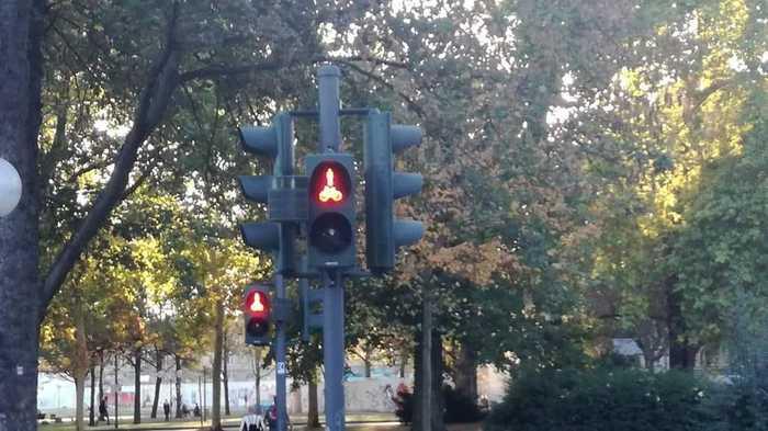 Просто светофор