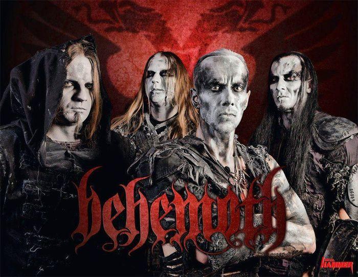 """О группе """"Behemoth"""" Behemoth, Black metal, Death metal, Польша, Видео, Длиннопост"""