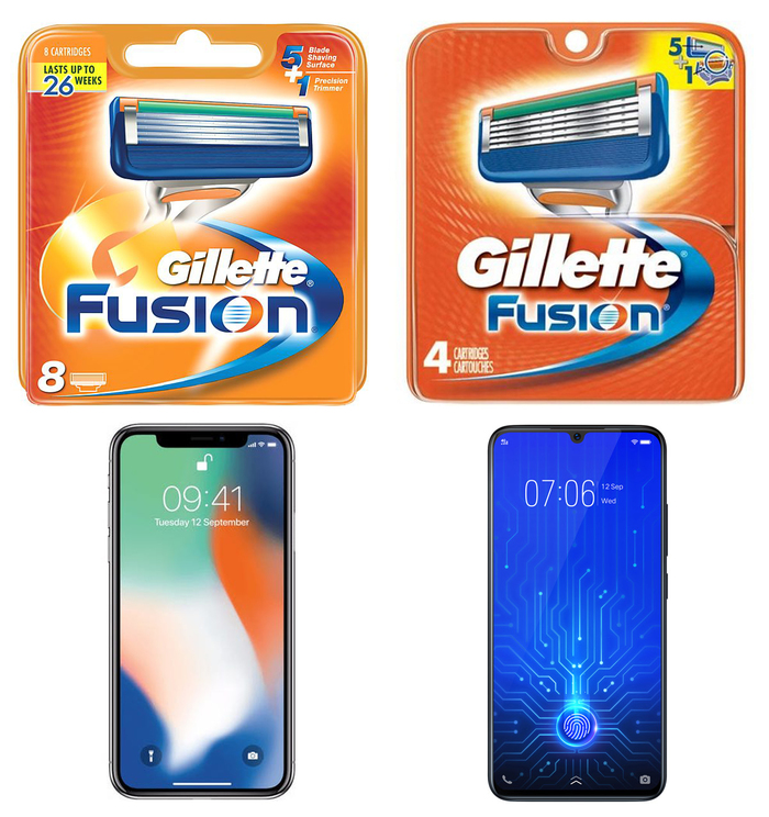 Теперь ясно чем бреются дизайнеры телефонов