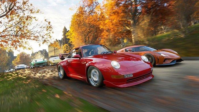 Forza Horizon 4: от любви до ненависти! Обзор, Forza horizon 4, Мнение, Длиннопост