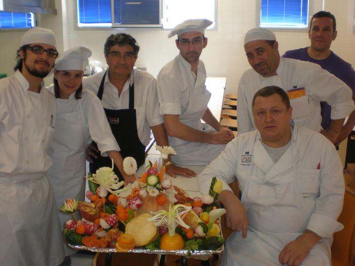 Как выучиться на повара в Испании бесплатно и получить европейский диплом.... Испания, Учеба за границей, Повар, Профессия, Учеба, Европа, Евросоюз, Рецепт, Длиннопост