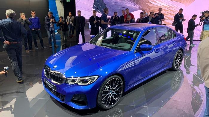 BMW представила новый автомобиль с собственным голосовым помощником Новости, Технологии, Алекса, BMW, Авто