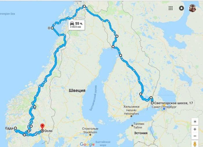 Автостопом по Норвегии История моей жизни, Автостоп, Норвегия, Финляндия, Путешествия, Удача, Длиннопост