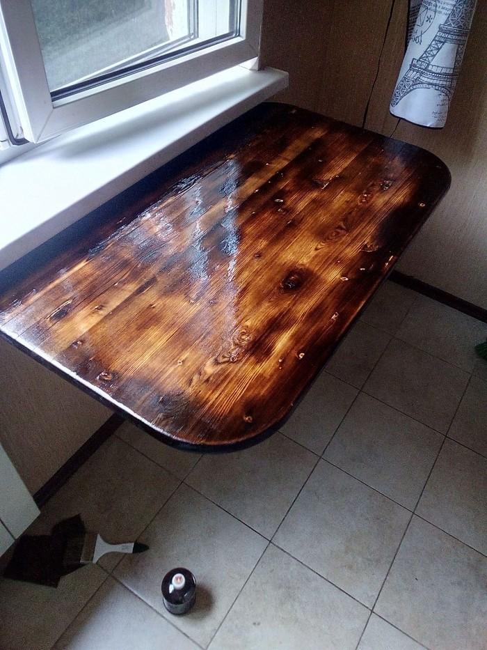 Как я не купил складной столик за 15.000р. Своими руками, Бюджетно, Кухня, Складной стол, Длиннопост