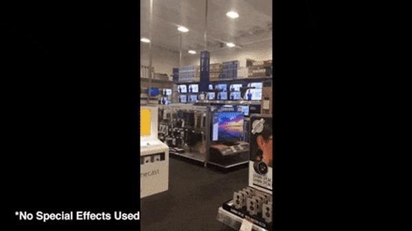 Концепт: Очки, «блокирующие» экраны в поле зрения Общество, Наука, Технологии, Концепт, Очки, Adblock, Tjournal, Фильтр, Гифка, Видео, Длиннопост