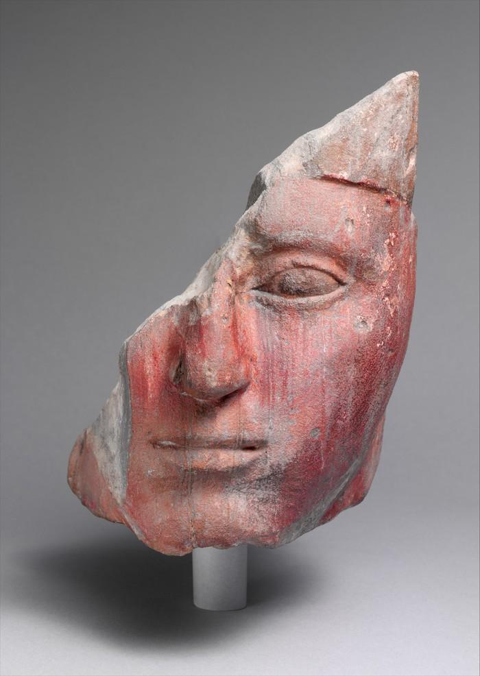 Аменхотеп, скрывающий боль. ок. 1525–1504 до н. э.