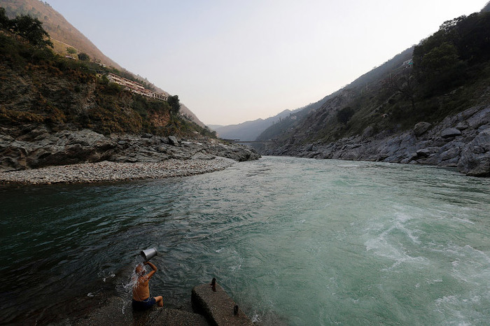 Убийство священной реки Экология, Загрязнение, Река, Экосфера, Ганг, Индия, Мусор, Длиннопост