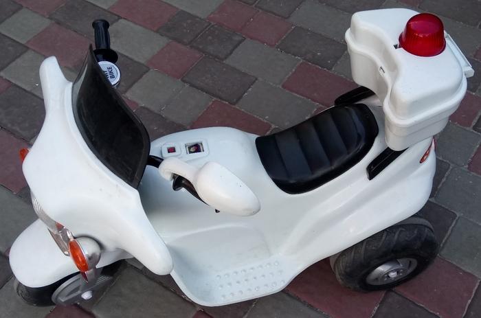 Электрификация детского мотоцикла Мотоциклы, Детский мотоцикл, Игрушки, Своими руками, Рукожоп, Светодиоды, Рукоделие без процесса, Длиннопост