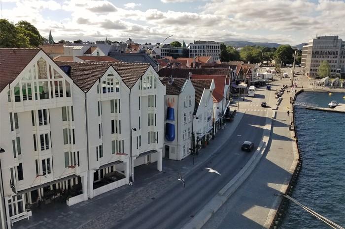 Улочки Ставангера. Норвегия. Норвегия, Ставангер, Порт, Круиз, Длиннопост