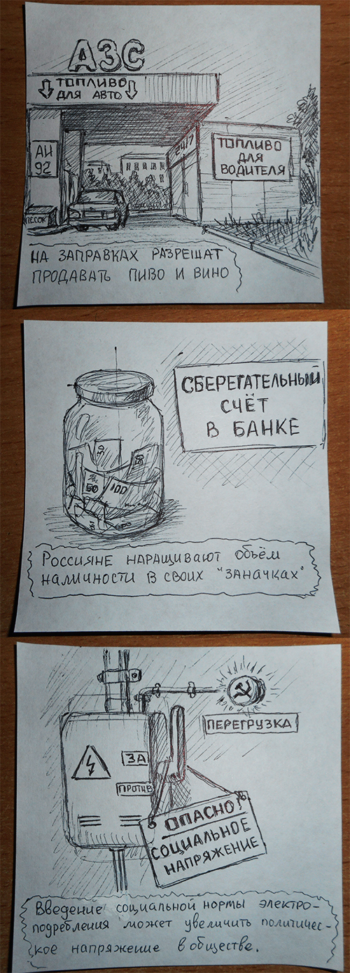 Злободневное Рисунок, Карикатура, Новости, Политика