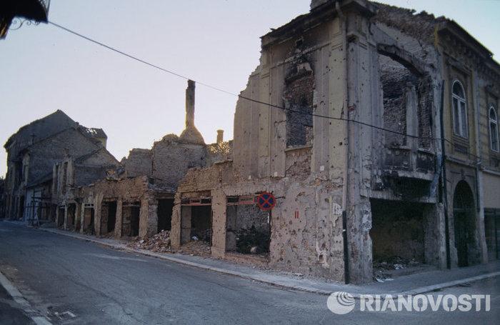 Они обосновали бомбардировки.. Политика, США, Югославия, НАТО, Себрия, Албания, Косово