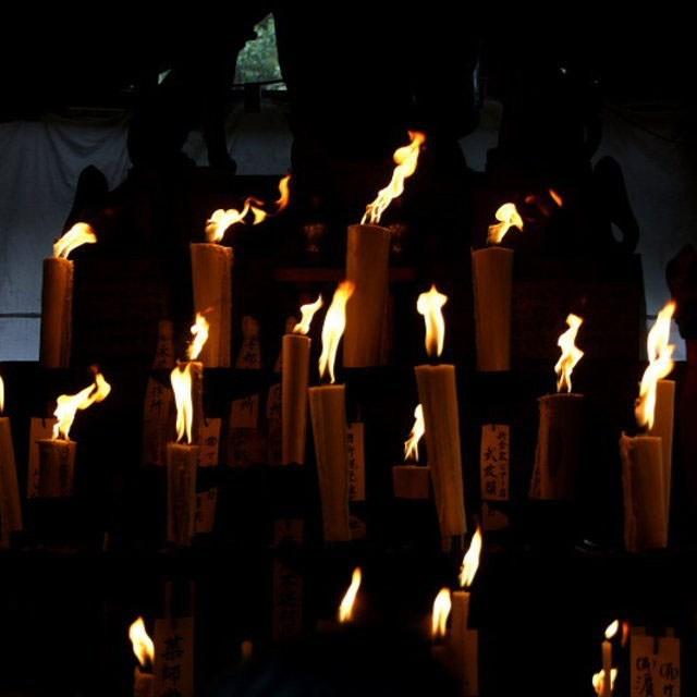 Когда погаснет последняя свеча Япония, Паранормальное, Ритуал, Длиннопост