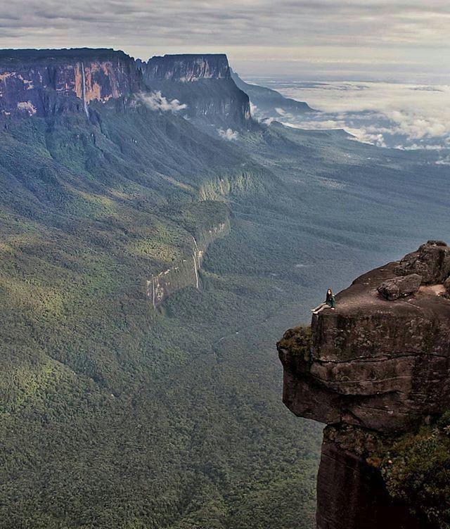Как выглядят «дома богов» в Венесуэле. Южная Америка, Венесуэла, Длиннопост