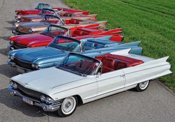 Cadillac Eldorado (1959-1966) – американская мечта эпохи романтизма. Длиннопост, Машина, Cadillac, Эльдорадо, Ретро, 60-е, Америка, Красавица