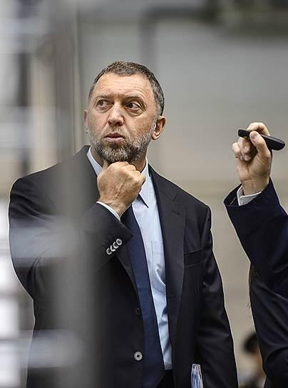 The New York Post сообщила о заморозке активов Олега Дерипаски в США Санкции, США, Олигархи