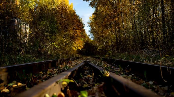 Осень в Жигулевске, Самарская область Жигулевские горы, Осень, Самарская область, Длиннопост